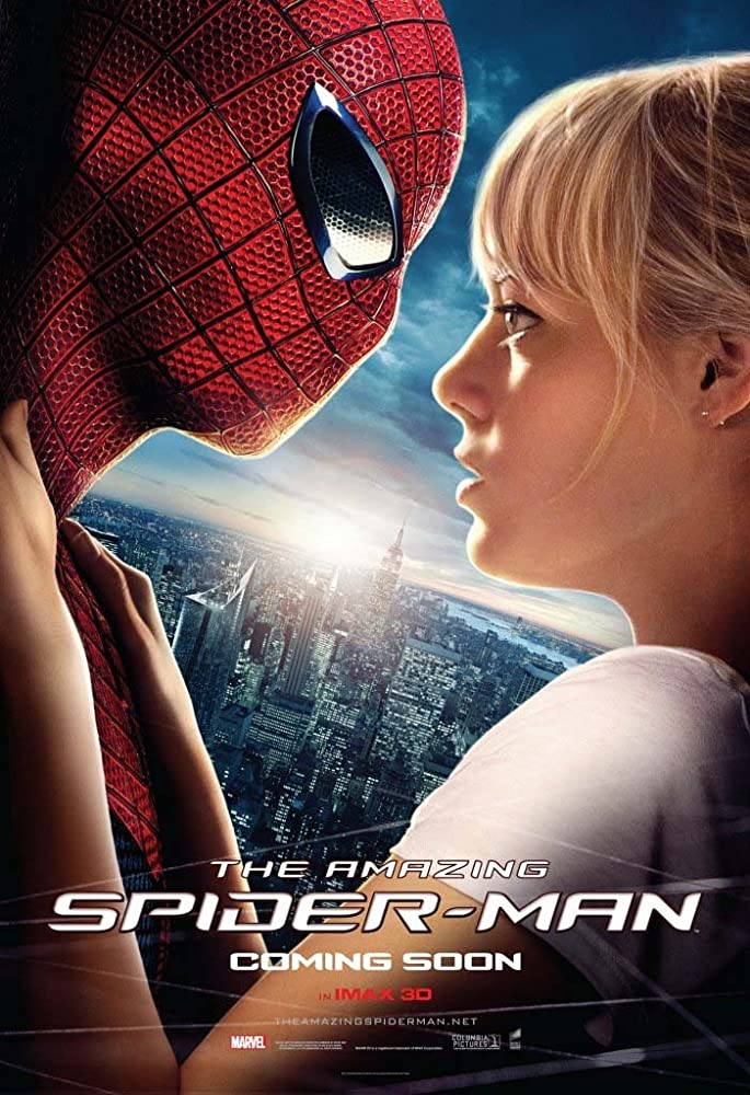 The Amazing Spider-Man 2012 Hindi Dual Audio 500MB BluRay ESubs Download