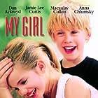 Macaulay Culkin and Anna Chlumsky in My Girl (1991)