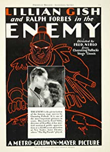 Spanish movies english subtitles free download The Enemy USA [640x352]