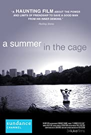 A Summer in the Cage Poster