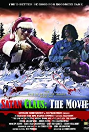 The Epic of Detective Mandy: Book One - Satan Claus Poster