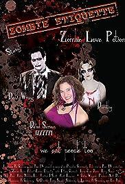 Zombie Love Potion: Zombie Etiquette Poster
