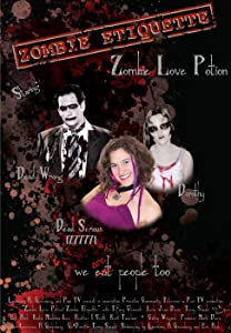 Download movies for windows Zombie Love Potion: Zombie Etiquette by [Mpeg]