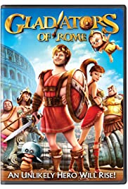 Gladiators of Rome Poster