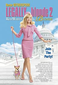 Reese Witherspoon in Legally Blonde 2: Red, White & Blonde (2003)