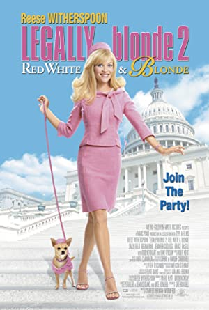 Legally Blonde 2 Poster Image