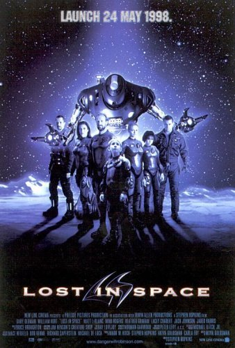Poster Lost in Space (1998)