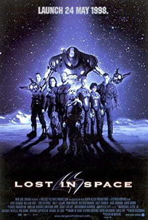 Movie Lost in Space (1998)