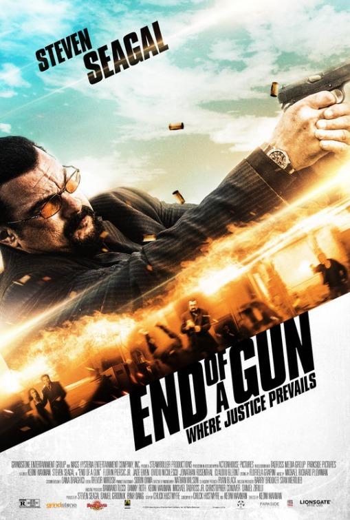 Poster film End of a Gun.