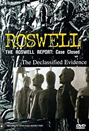 Roswell - The Roswell Report: Case Closed Poster
