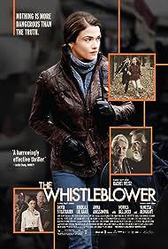 Vanessa Redgrave and Rachel Weisz in The Whistleblower (2010)