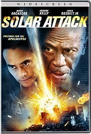 Solar Attack Poster