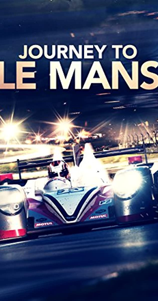 Subtitle of Journey to Le Mans