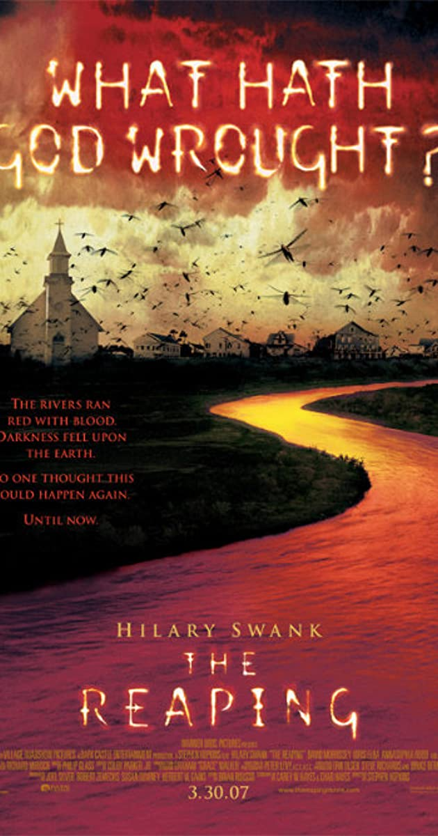 10 biblijos prakeiksmų / The Reaping (2007)Online