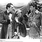 John Wayne, Marguerite Churchill, and Ian Keith in The Big Trail (1930)