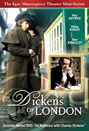 Dickens of London Poster