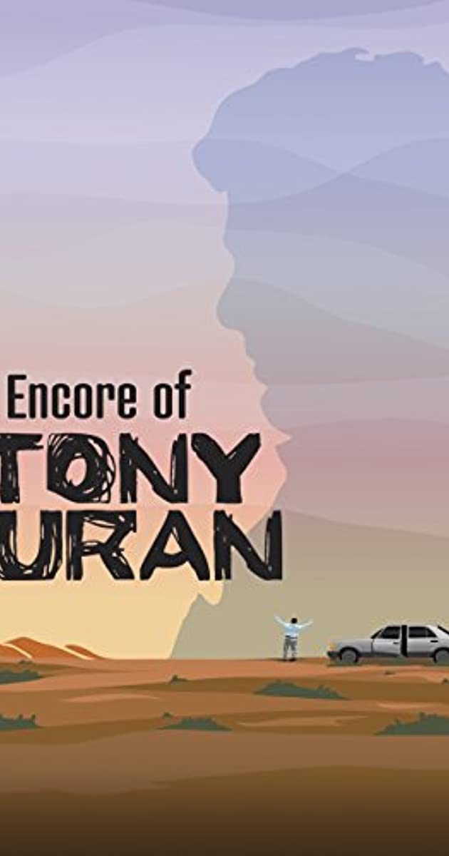 Subtitle of The Encore of Tony Duran
