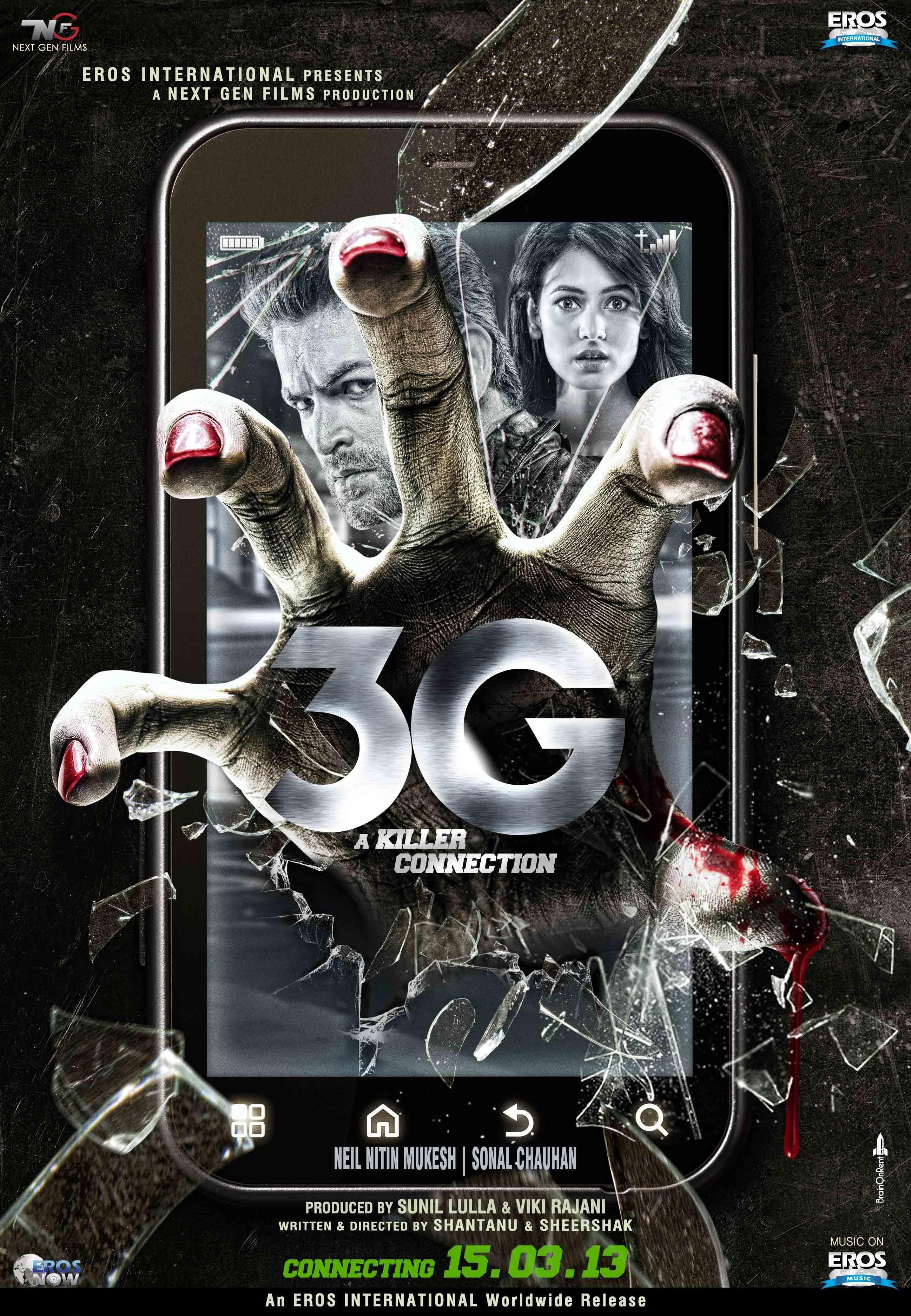 3G – A Killer Connection (2020) Hindi 720p WEB-HDRip x265 AAC 900MB