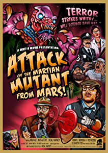 3d movies Attack of the Mutant Martian from Mars! by [mkv]