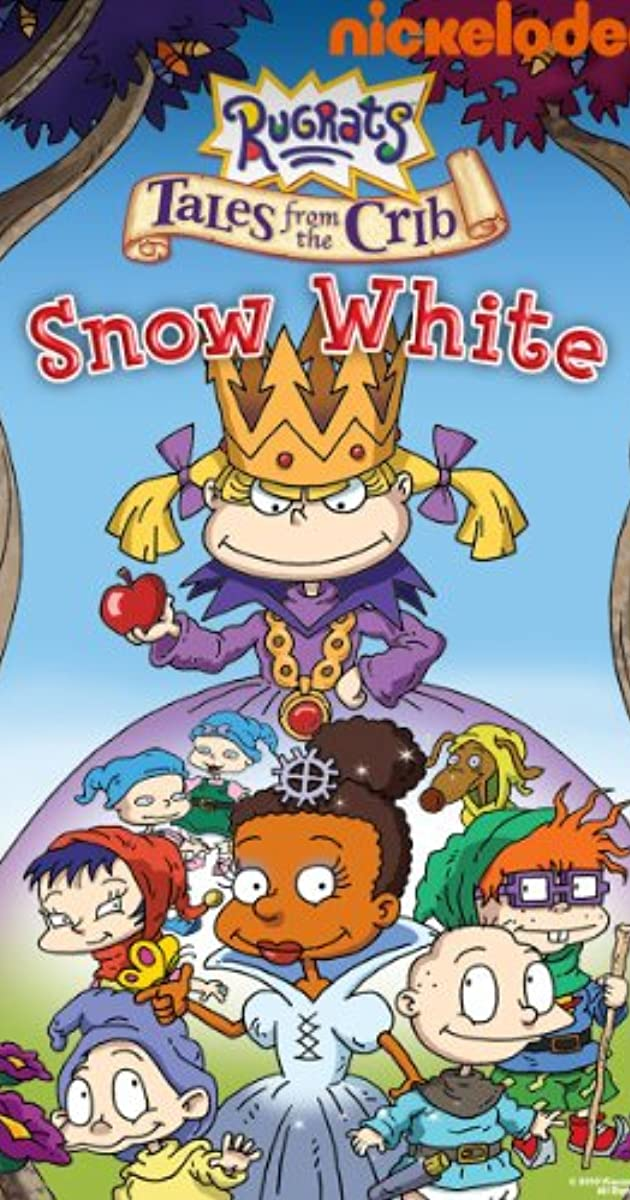 Quot Rugrats Quot Rugrats Tales From The Crib Snow White Tv