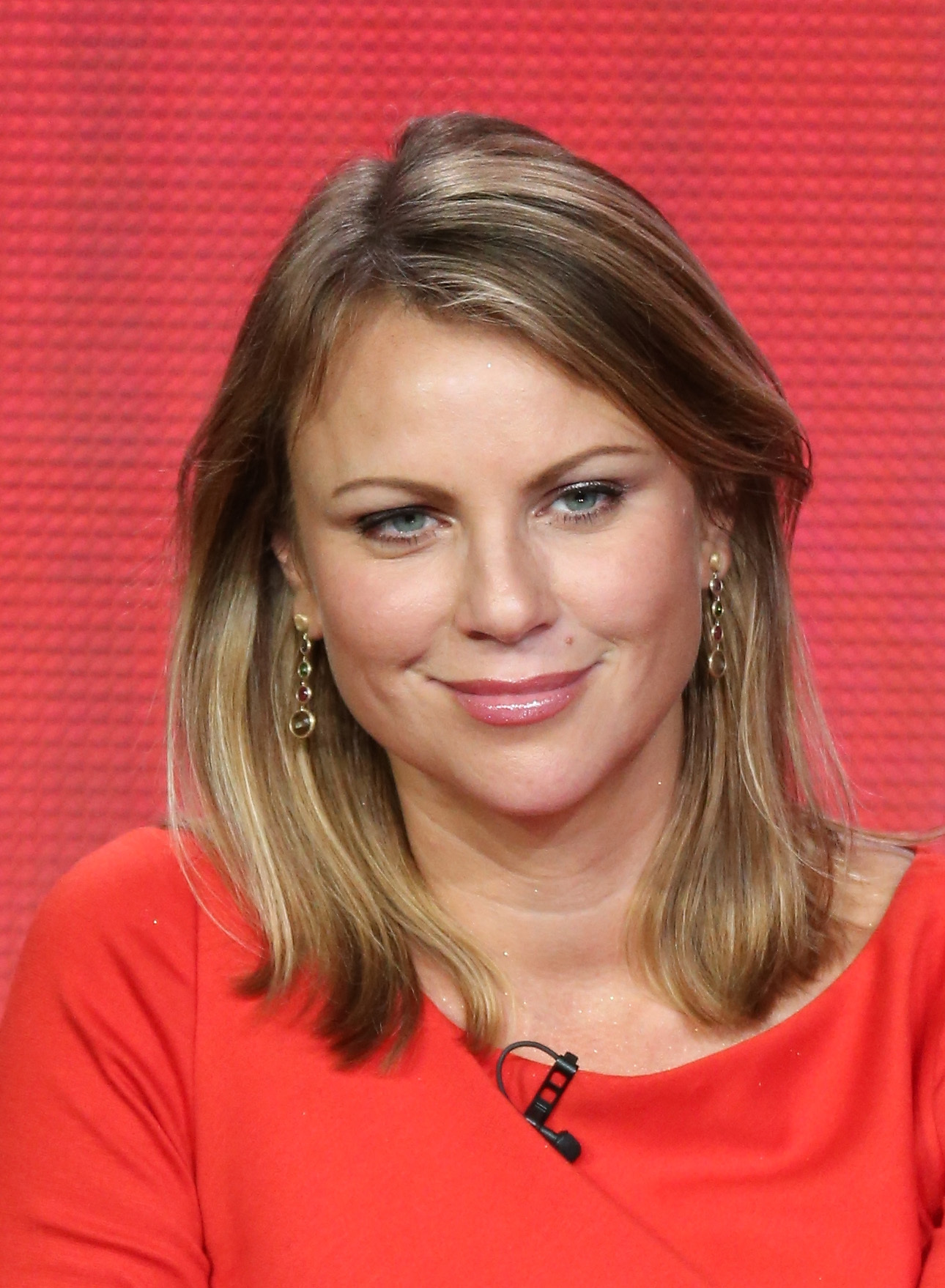 Lara Logan at an event for 60 Minutes Sports (2013)