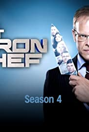 The Next Iron Chef Poster - TV Show Forum, Cast, Reviews