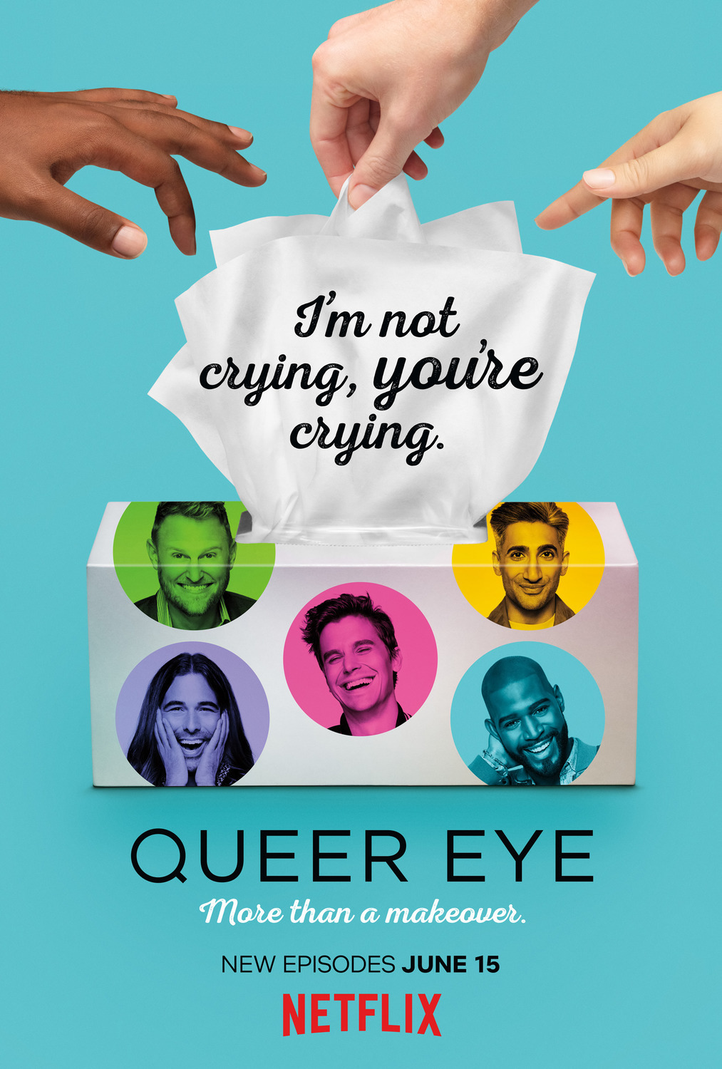 Image result for queer eye poster