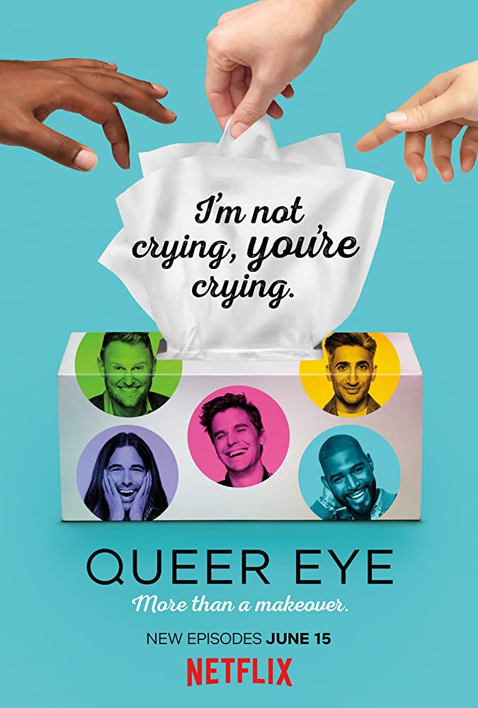 Karamo Brown, Antoni Porowski, Jonathan Van Ness, Tan France, and Bobby Berk in Queer Eye (2018)