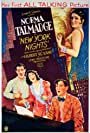 Roscoe Karns, Gilbert Roland, and Norma Talmadge in New York Nights (1929)
