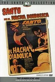 El hacha diabólica Poster