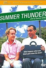 Summer Thunder Poster