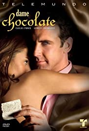 Dame Chocolate Poster