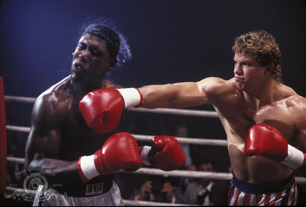 راکی بالبوا رینگ مبارزه