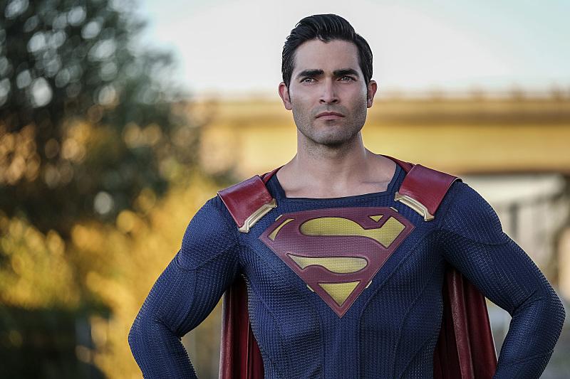Tyler Hoechlin in Supergirl (2015)