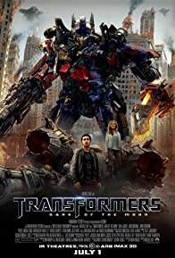 Primary photo for Transformers: Dark of the Moon