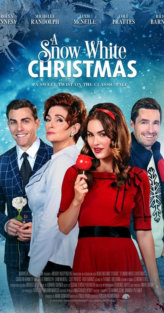 Watch A Snow White Christmas 2020 Online Free A Snow White Christmas (2018)   IMDb