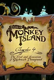 Tales of Monkey Island: Chapter 4 - The Trial and Execution of Guybrush Threepwood(2009) Poster - Movie Forum, Cast, Reviews