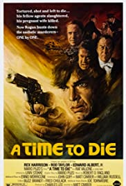 A Time to Die(1982) Poster - Movie Forum, Cast, Reviews