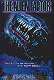 Metamorphosis: The Alien Factor Poster