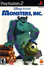 Monsters, Inc  (Video Game 2001) - IMDb