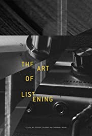 The Art of Listening Poster