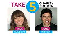 Take 5 With Linda Cardellini and James Marsden