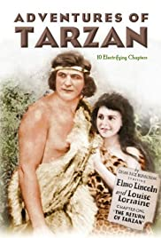 Adventures of Tarzan Poster