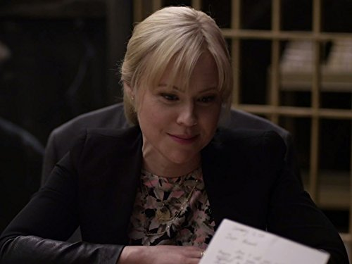 Kristin Booth in Signed, Sealed, Delivered (2014)
