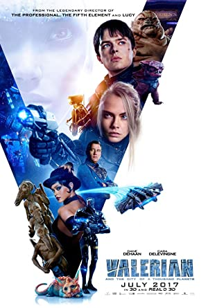 Permalink to Movie Valerian and the City of a Thousand Planets (2017)