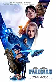 Watch Movie Valerian And The City Of A Thousand Planets (2017)