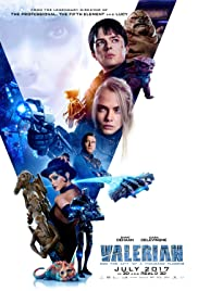 Download Valerian and the City of a Thousand Planets (2017) Movie