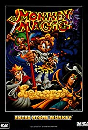 Monkey Magic Poster