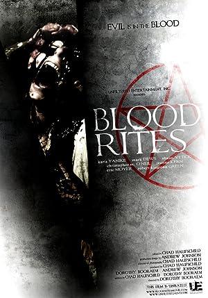 Where to stream Blood Rites