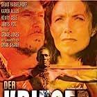 Karen Allen, David Hasselhoff, and Henry Cele in Shaka Zulu: The Citadel (2001)